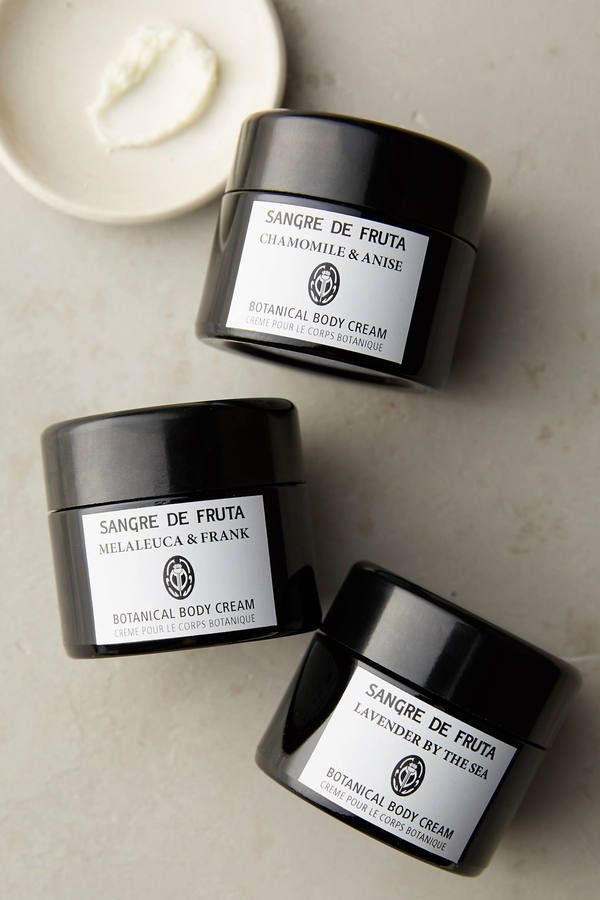Sangre De Fruta Healing Botanical Body Cream Trio - Sangre de Fruta embraces locally sourced, organic and wildcrafted botanicals at the heart of every product.