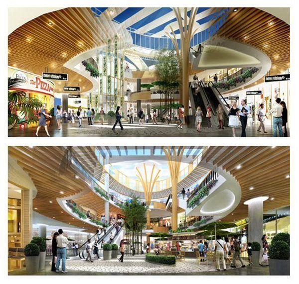 New Town Plaza Food Court In Hong Kong: เสนาเฟสต์ Sena Fest Community Mall