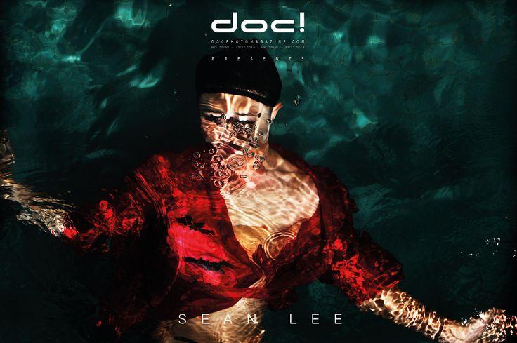 doc! photo magazine presents: Sean Lee - SHAUNA @ doc! #29/30 (pp. 123-151)