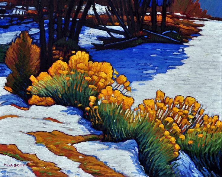 """Winter Sage,"" by Nicholas Bott"