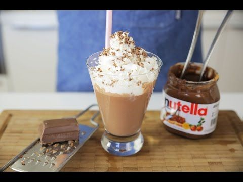 Oreo'lu Milkshake Tarifi - İdil Tatari - Yemek Tarifleri - YouTube
