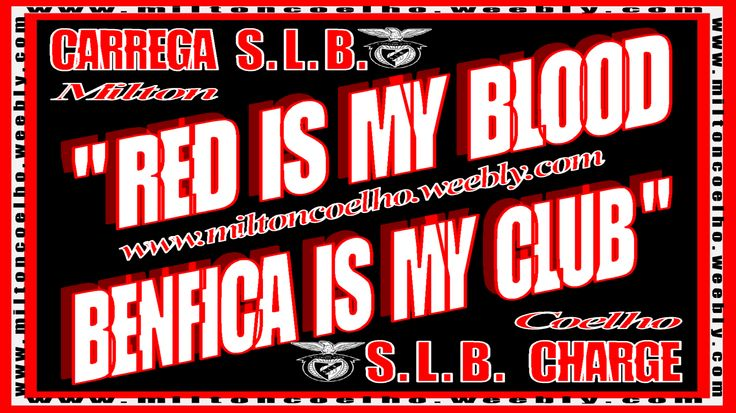 Red Is My Blood, Benfica Is My Club 04 - Milton Coelho HD 1366x768 Wallpaper