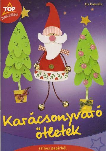 Karácsonyváró ötletek - Zsuzsi tanitoneni - Álbuns da web do Picasa