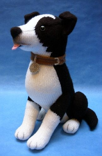 I'm making this one for a animal rescue org to sell at their fund raiser.  Thanks for the pattern Alan Dart.