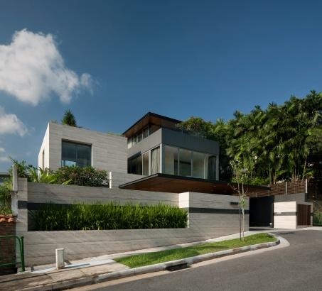 Project - Travertine Dream House - Architizer