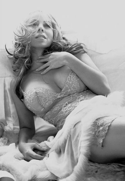 Mariah Carey ✾ Playboy Magazine March 2007