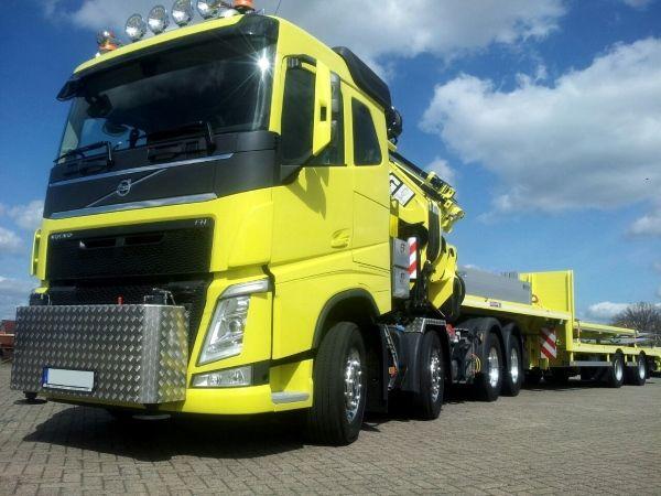 Es Ge Realisiert Prototyp In 2020 Trucks Volvo Trucks Custom Trucks