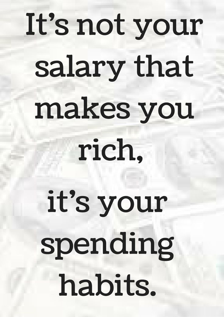 Charles A. Jaffe — 'It's not your salary that makes you