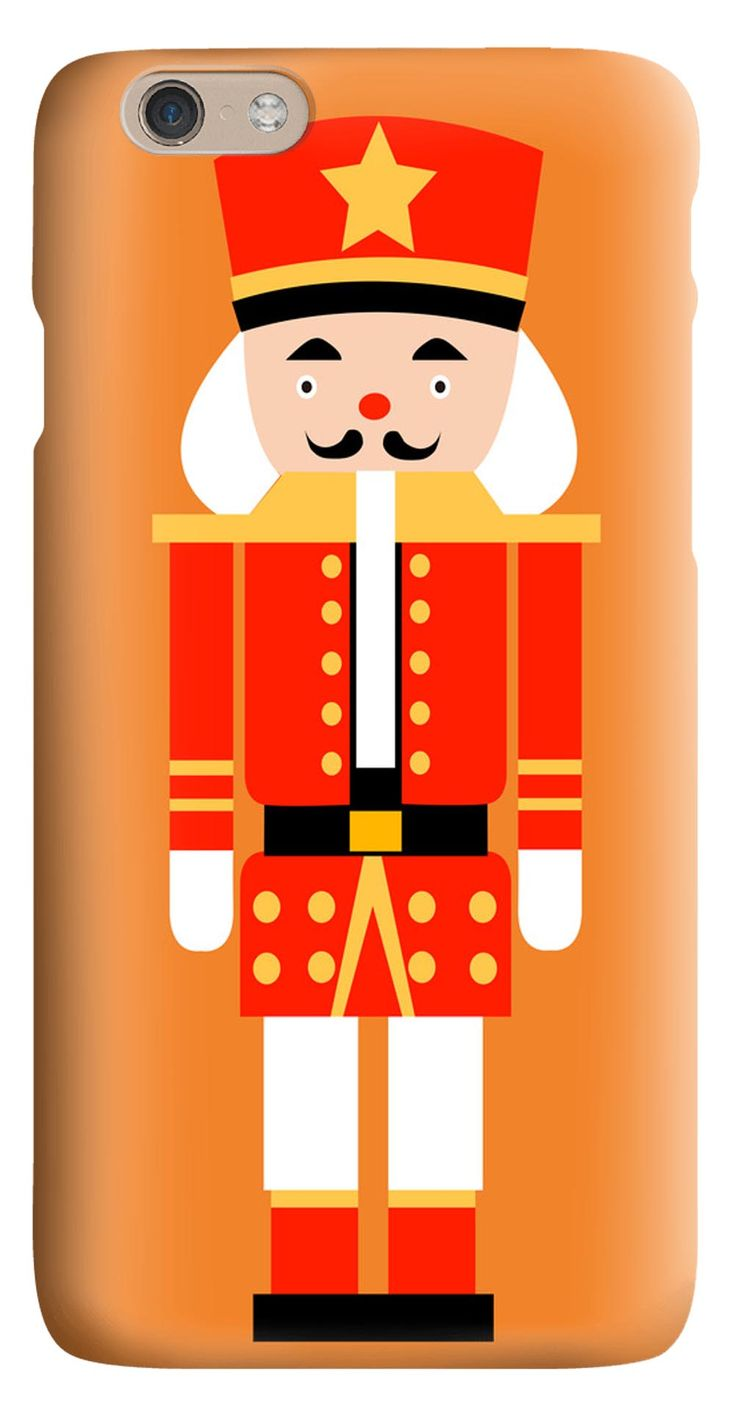 Whatskin DIY Style Lego Toy Character 02 with Orange Background Hard Back Cover for iphone 6