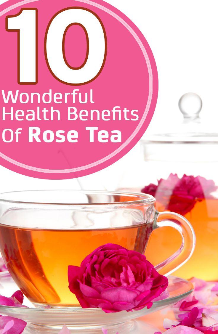 Mer enn 20 bra ideer om rose tea benefits p pinterest - Rosehip syrup health benefits ...
