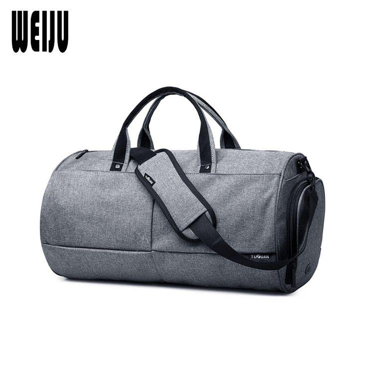 2017 New Men Travel Bag Large Capacity Traveling Bag Women Hand Luggage Duffel bag Casual Mens Travel Shoulder Bags