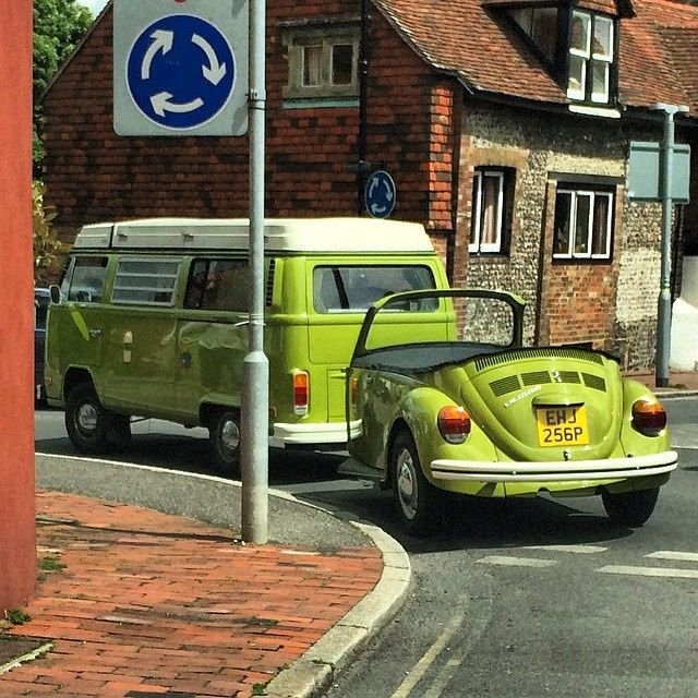 VW Van & Beetle trailer Brought to you by #HouseofInsurance for #CarInsuranceinEugene