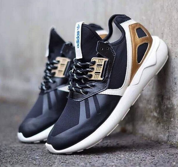 Adidas Tubular Runner Gold