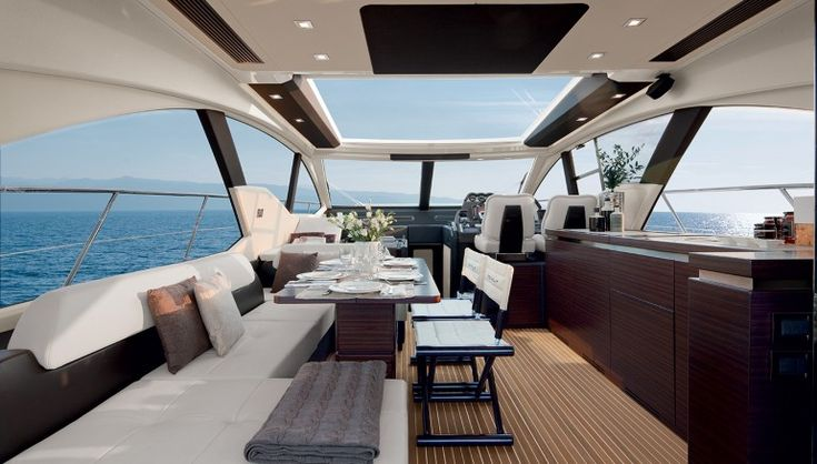 Azimut 55S | Italy's Azimut Yachts Is Bringing a Huge Fleet of Boats to the…