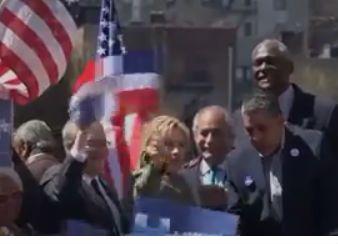 Hilary Clinton Bailando Merengue Dominicano - SABORURBANO