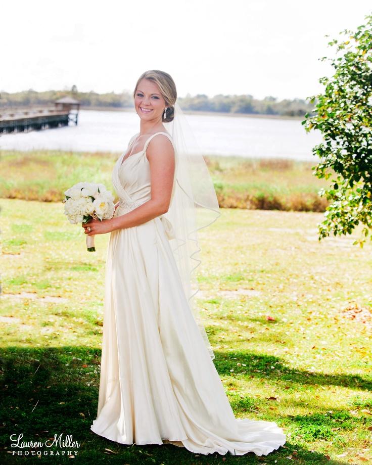 Candice's Bridal Portraits – Lowndes Grove Plantation, Charleston SC. » Lauren Miller Photography