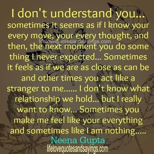 We Fear What We Don T Understand Quote: 115 Best Life Love Quotes Images On Pinterest