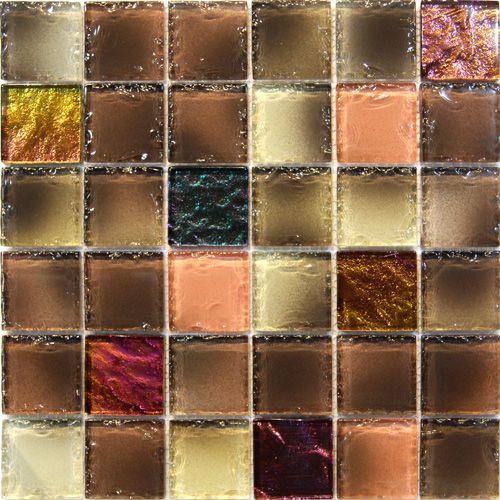 silver reflection rustic glass mosaic tile in stock 1599sf glas mosaik fliese backsplashkchen - Schwarzweimosaikfliese Backsplash