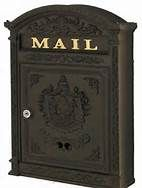 102 Best Images About Vintage Mailboxes On Pinterest Old