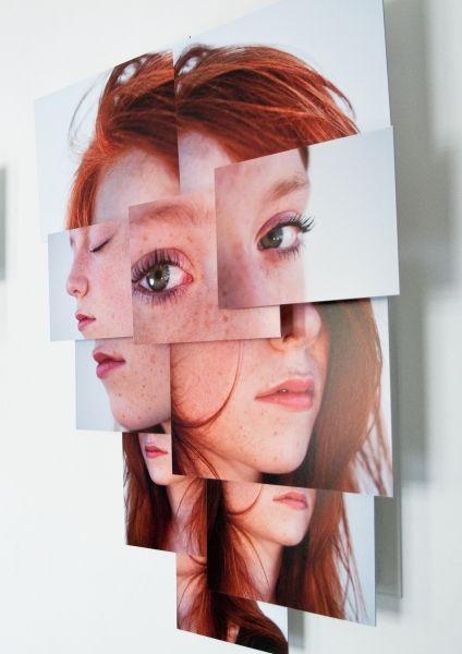 fotofever - photography art fair - brno del zou - léna - photosculptures - 2014