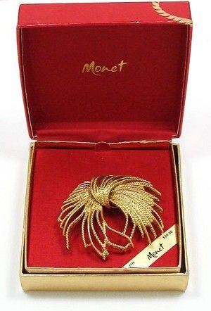 18 best Monet Jewelry images on Pinterest Monet jewelry Vintage