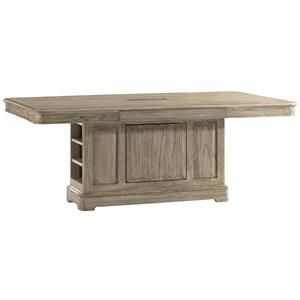 Westlake Dining Table With Power Module Cheshire, Southington, Wallingford,  Hamden, Durham,