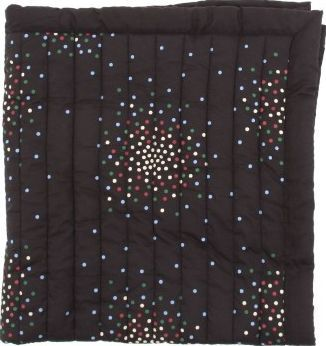 April Showers Stardust cover - Charcoal M Details : Cotton, Creative print Color : Multicoloured S : 100 x 100 cm M : 110 x 150 cm Machine washable on delicate cycle, 30°C max, Do not tumble dry Style : Casual http://www.comparestoreprices.co.uk/january-2017-7/april-showers-stardust-cover--charcoal-m.asp