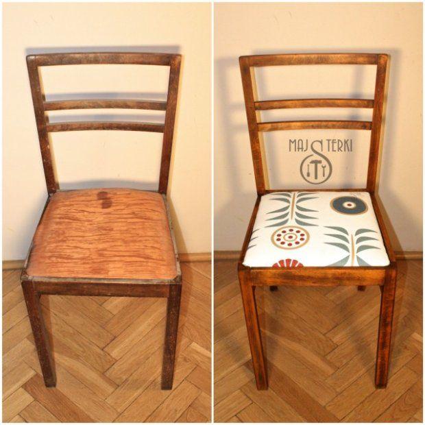 Meble z PRL-u powracają do łask. Ich oszczędne formy ponownie zyskują uznanie. Zalegające na strychach i w piwnicach stare krzesła znów mogą wyglądać jak nowe. Majsterki pokazują jak przywrócić im dawny blask.