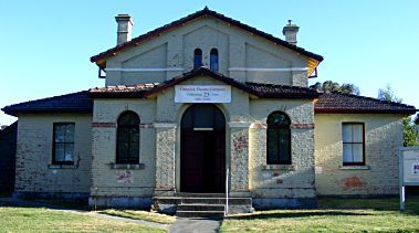 The Creswick Courthouse Theatre