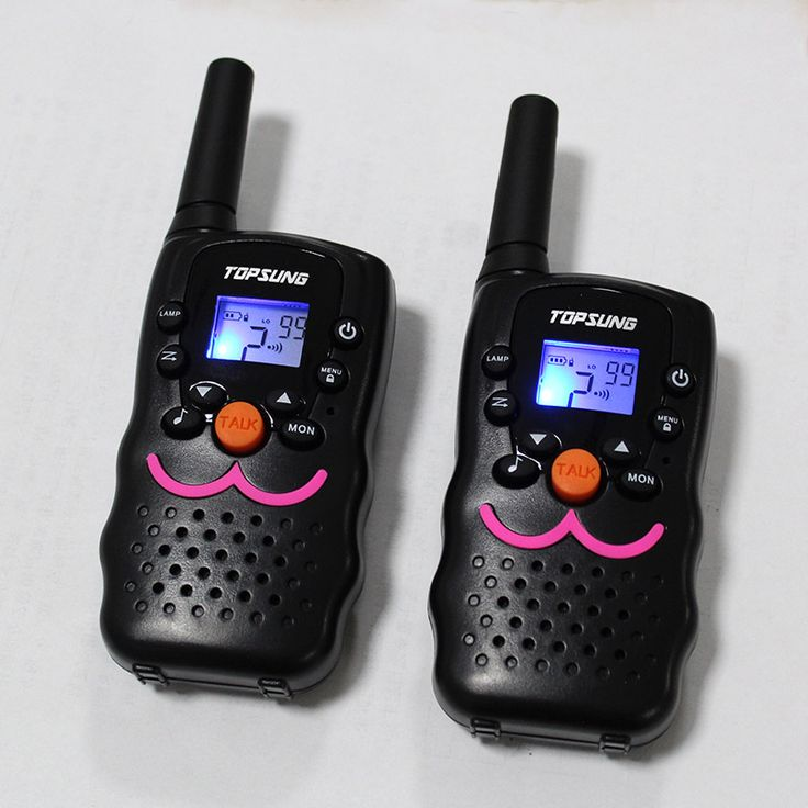 cute VT8 2pc pack Twin walkie talkie radios kitty cat portable mobile radios interphone PMR/FRS #WalkyTalky + accessories