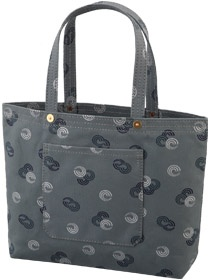 一澤信三郎帆布 - 昨夏に訪京した時に家内に買った手提げかばん - Ichizawa Shinzaburo Hanpu bag from Kyoto