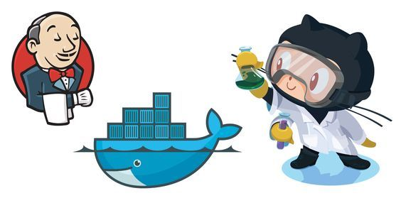 Docker + Jenkins for pull requests and action on pull request @Zapier