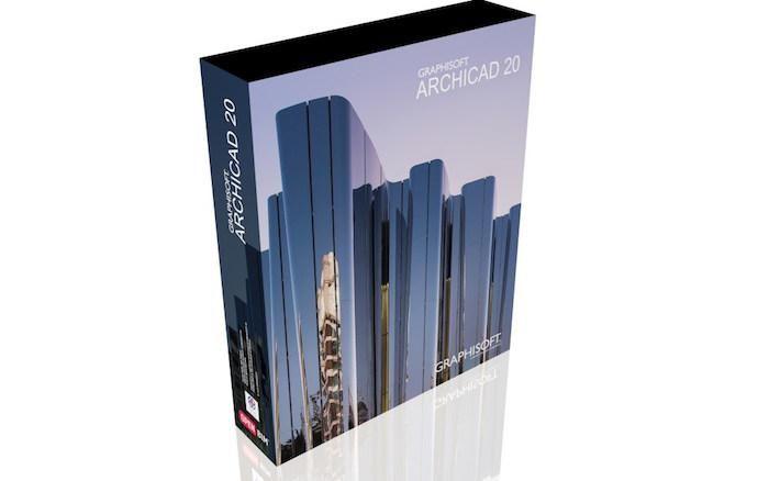 """Archicad 20- 2016 Archicad estrena nuevo """"look"""" mas minimalista. Se introduce el concepto de las bases de datos gráficas, la sobre escritura gráfica y la posibilidad de manejar los atributos"""