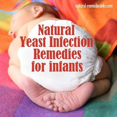 Natural Remedies For Yeast Infection On Babies Bottom
