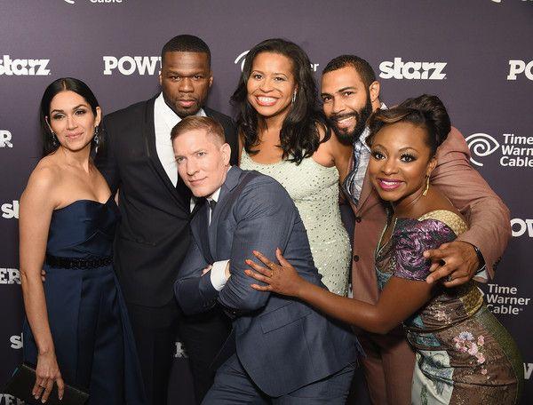 POWER Season 2 Breaks Starz Ratings Record!
