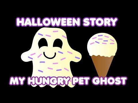 Halloween Story for Kids | My Hungry Pet Ghost | Bedtime Stories for Kids - YouTube