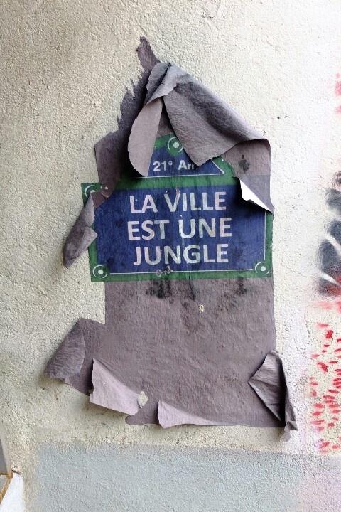 Paris 13 butte aux cailles - rue buot - street art