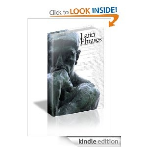 "Latin Phrases - Translate Latin Phrases to English is a book that takes business and everyday Latin phrases and translates them into English. Have you ever wondered what ""Quid Pro Quo"" means or any of the Latin phrases that are used daily in business terminology? Business quotes phrases abound in the English language. How about ""non sequitar?"" Well now there is a handy desktop compendium and Latin phrase dictionary of thousands of Latin phrases to use as a reference resource."