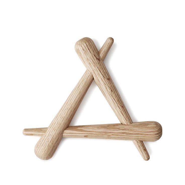 Timber grytunderlägg, Adam Goodrum, Normann Copenhagen