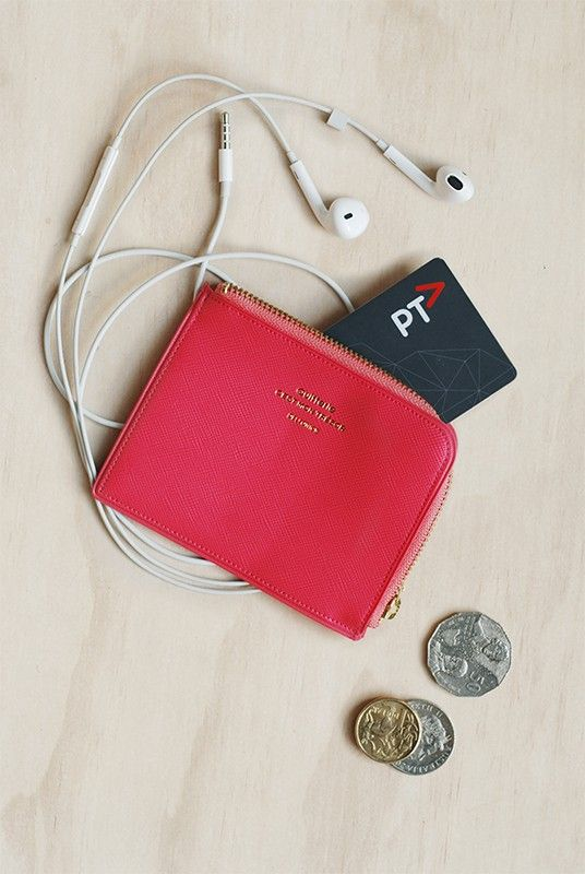 Delfonics - Quitterie Half Zip Case. NoteMaker.com.au