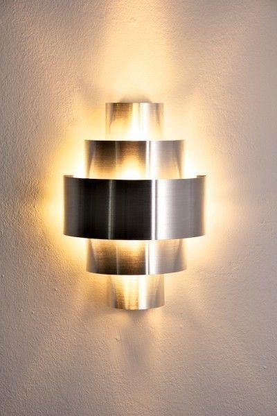 Flur Lampe   Wandleuchte Design Lampe Flurlampe Leuchte Wandlampe Wandstrahler