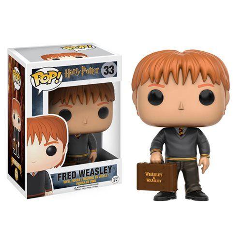 Harry Potter Fred Weasley Pop! Vinyl Figure - Funko - Harry Potter - Pop! Vinyl Figures at Entertainment Earth