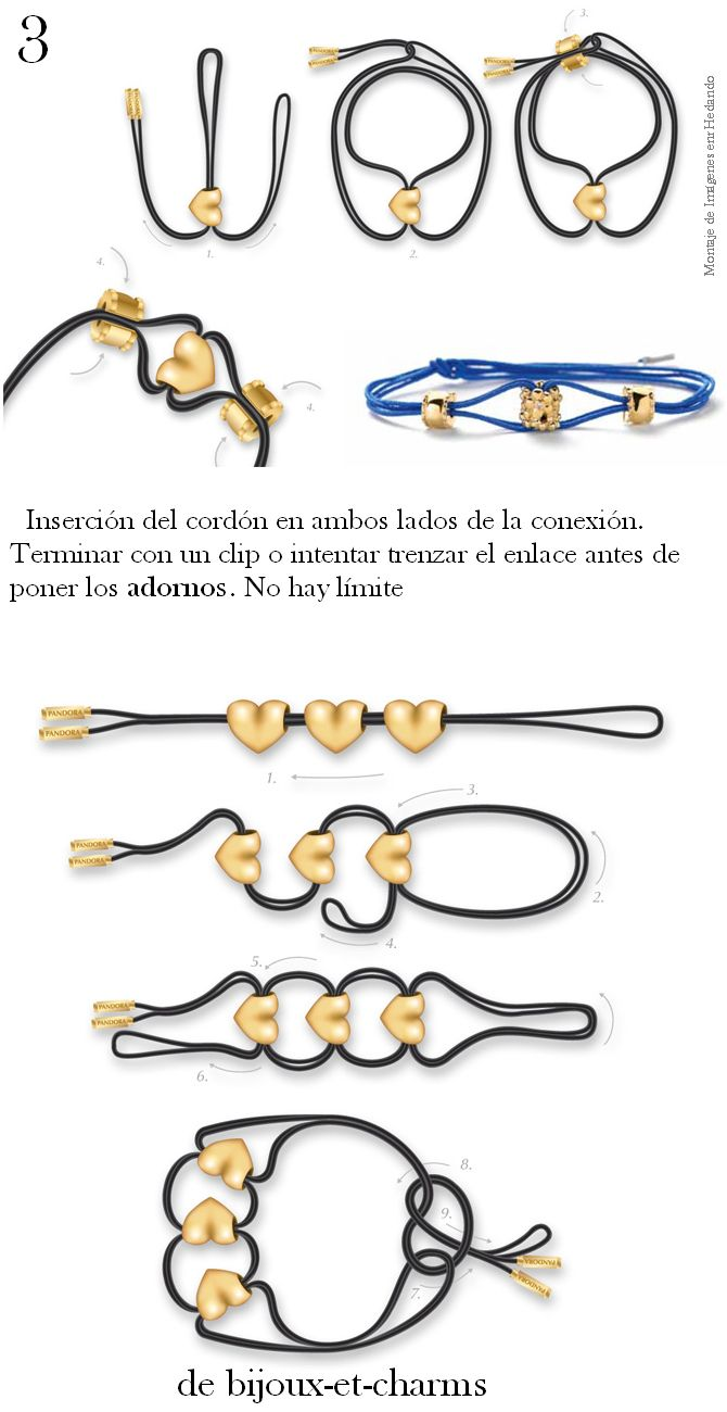 Combining Knots in Jewelry - Tutorial Guide