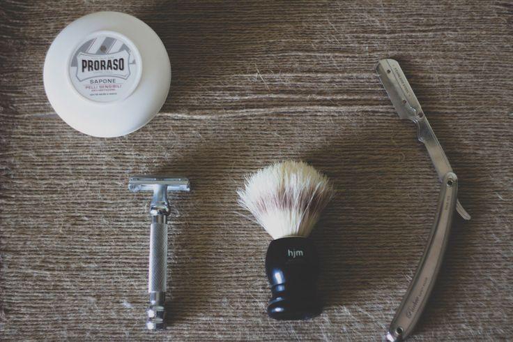 La tendance au rasage de près – on sort le coupe-choux ! - http://www.leshommesmodernes.com/tendance-rasage-pres/