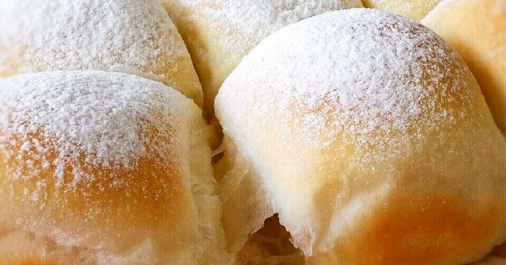 ♥話題入りレシピ♥ バターとミルクをたっぷり練り込んだ生地に湯種を加えて極上にふんわり♪ 口に入れるととろけるような食感