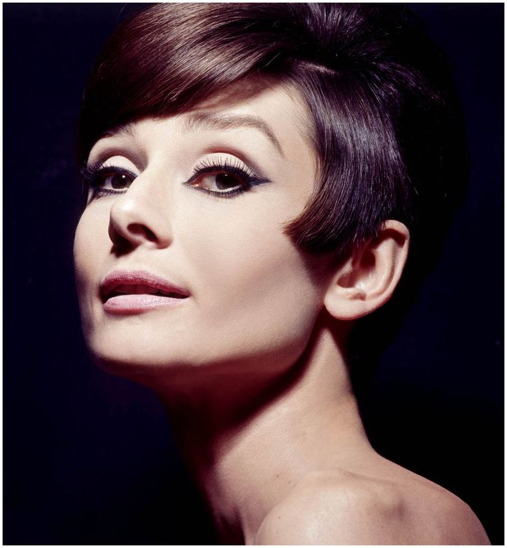 Audrey Hepburn 1950s Makeup