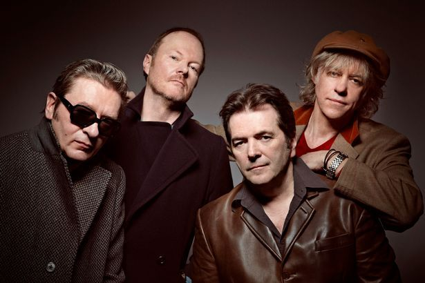 Bob Geldof announces new Boomtown Rats album - 33 years after band's last offering - Mirror Online