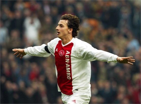 Zlatan Ibrahimovic (Ajax era)