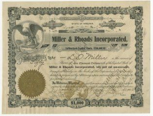 Best Stock Certificates Images On   History Old