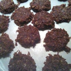 No-Bake Chocolate Coconut Cookies - Allrecipes.com